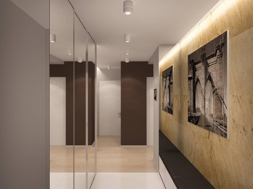 Прихожие в коридор - 118 фото современных идей
