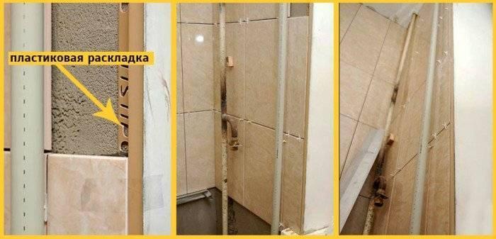 Уголки для плитки в ванной: внутренние металлические изделия, внешние кафельные материалы, алюминиевые уголки для кафеля