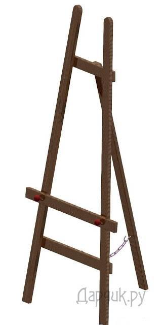 Как сделать настольный мольберт своими руками в домашних условиях – чертежи и размеры, инструменты и материалы, пошаговая инструкция, изготовление мини-конструкции — стройматериалы пирамида в демихово