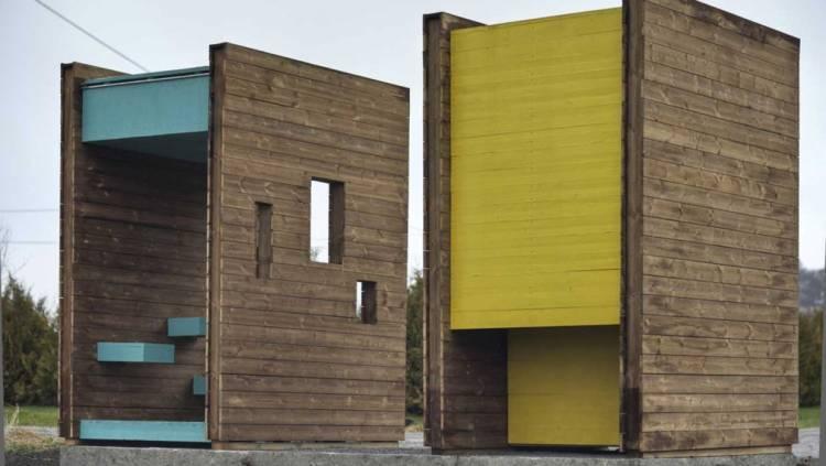 Варианты отделки фасада дома – материалы