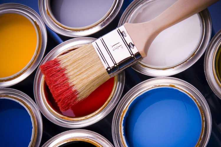 Отличие эмали от краски – главные признаки
