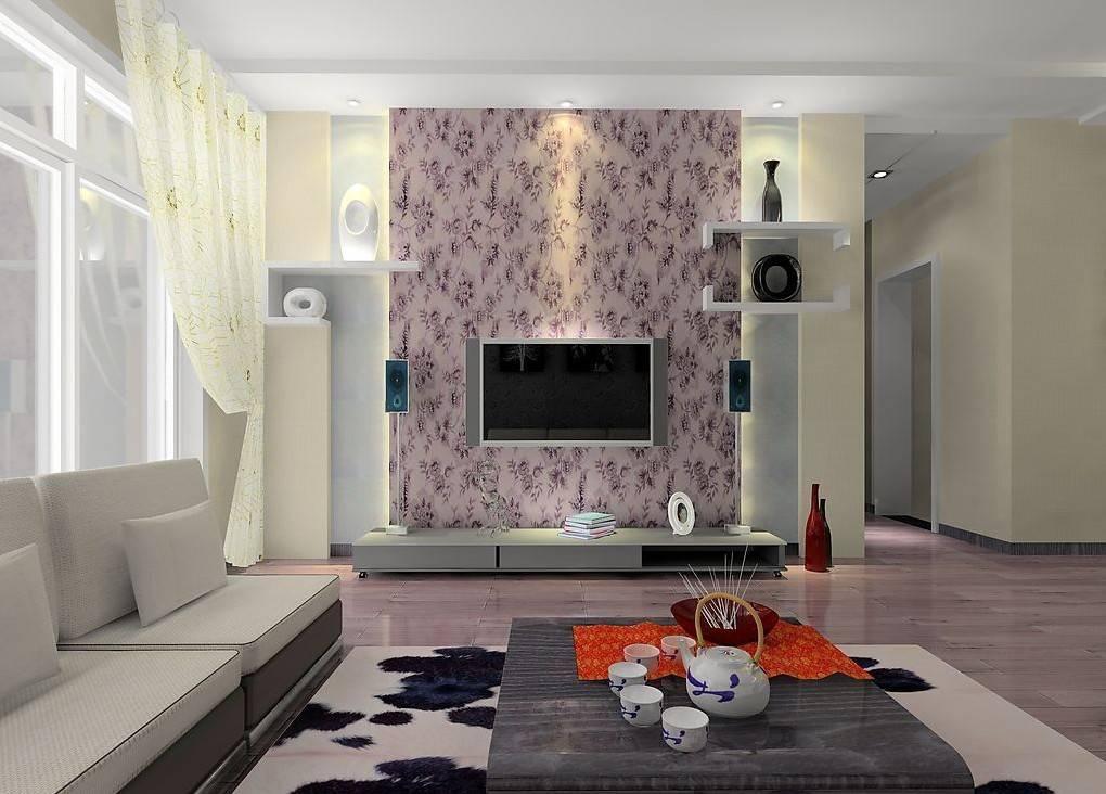 Телевизор на стене: 150+ фото идей для интерьера