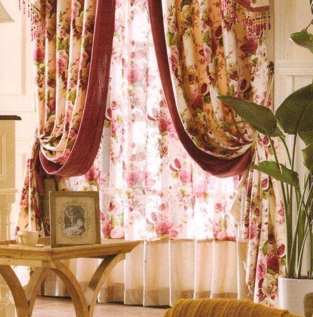 Красивые шторы — модные тенденции и стильные новинки сезона в современном дизайне (133 фото)