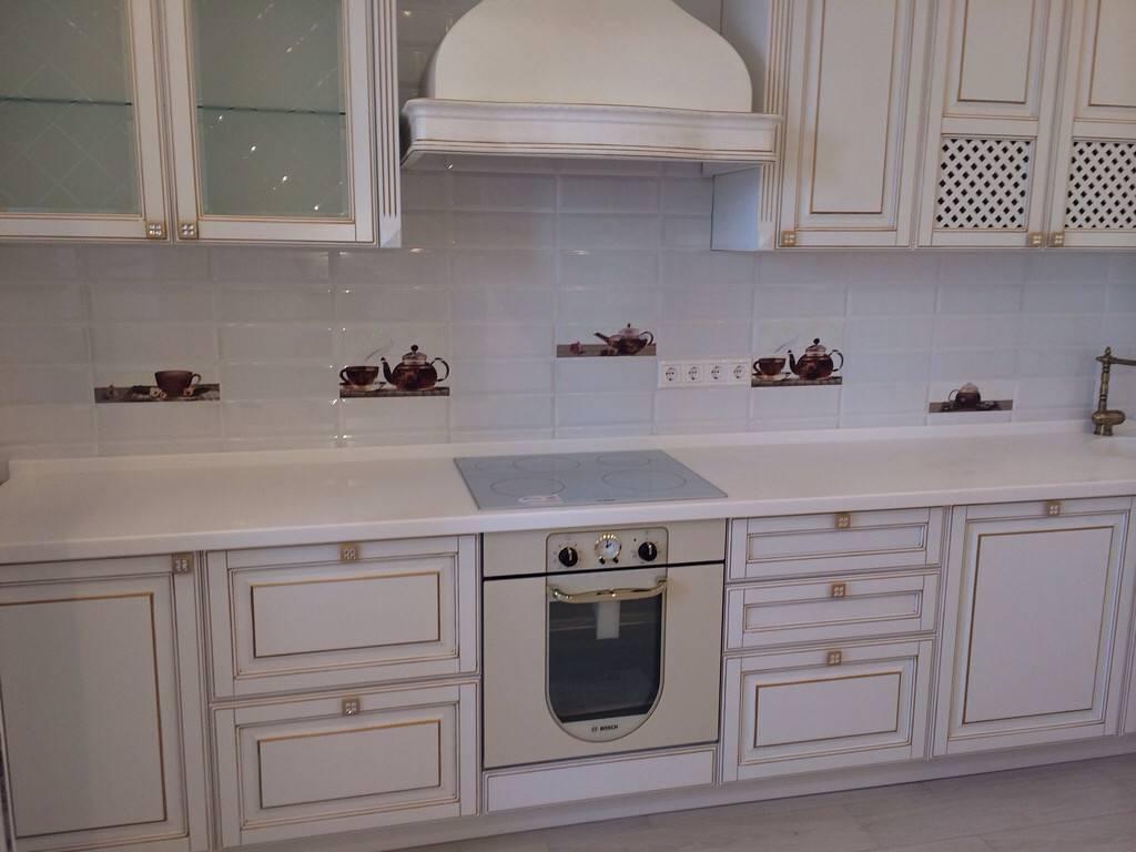 Плитка для кухни кабанчик (51 фото): дизайн в интерьере и отзывы о керамической плитке