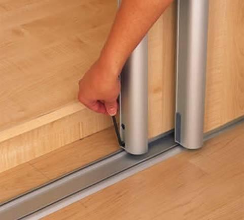 Как сделать дверь купе в домашних условиях и как её установить своими руками