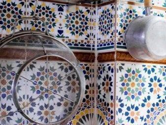 Кухня в марокканском стиле — 75 фото элегантного дизайна