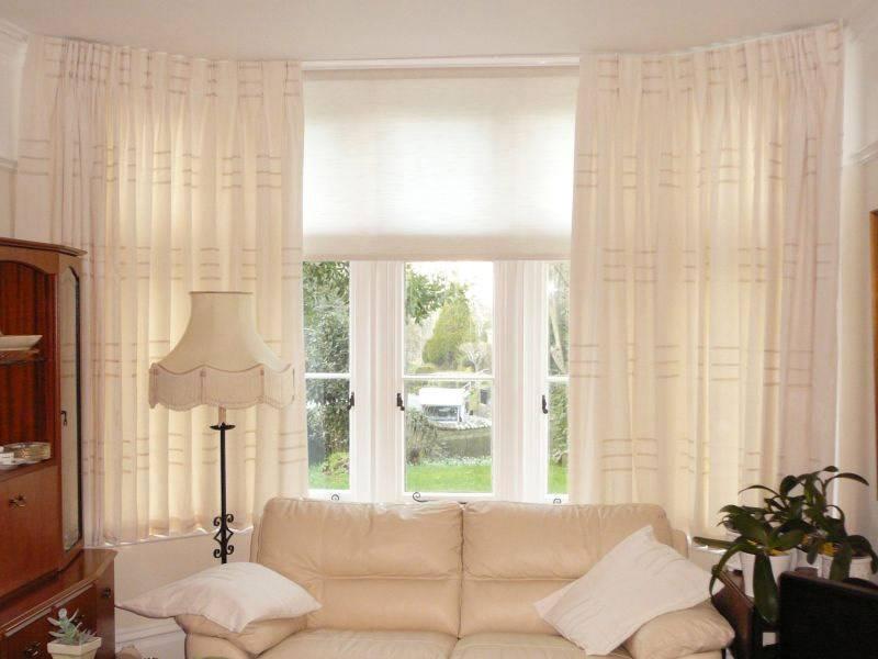 Чем заменить шторы на окнах: варианты декорирования - 15 фото