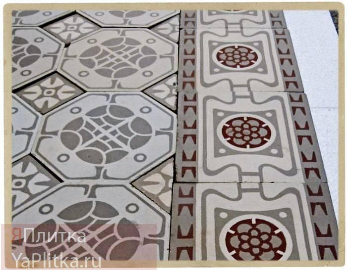 Производство метлахской плитки и популярные изготовители материала