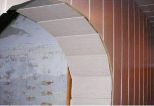 Уголки для арок мягкие - только ремонт своими руками в квартире: фото, видео, инструкции