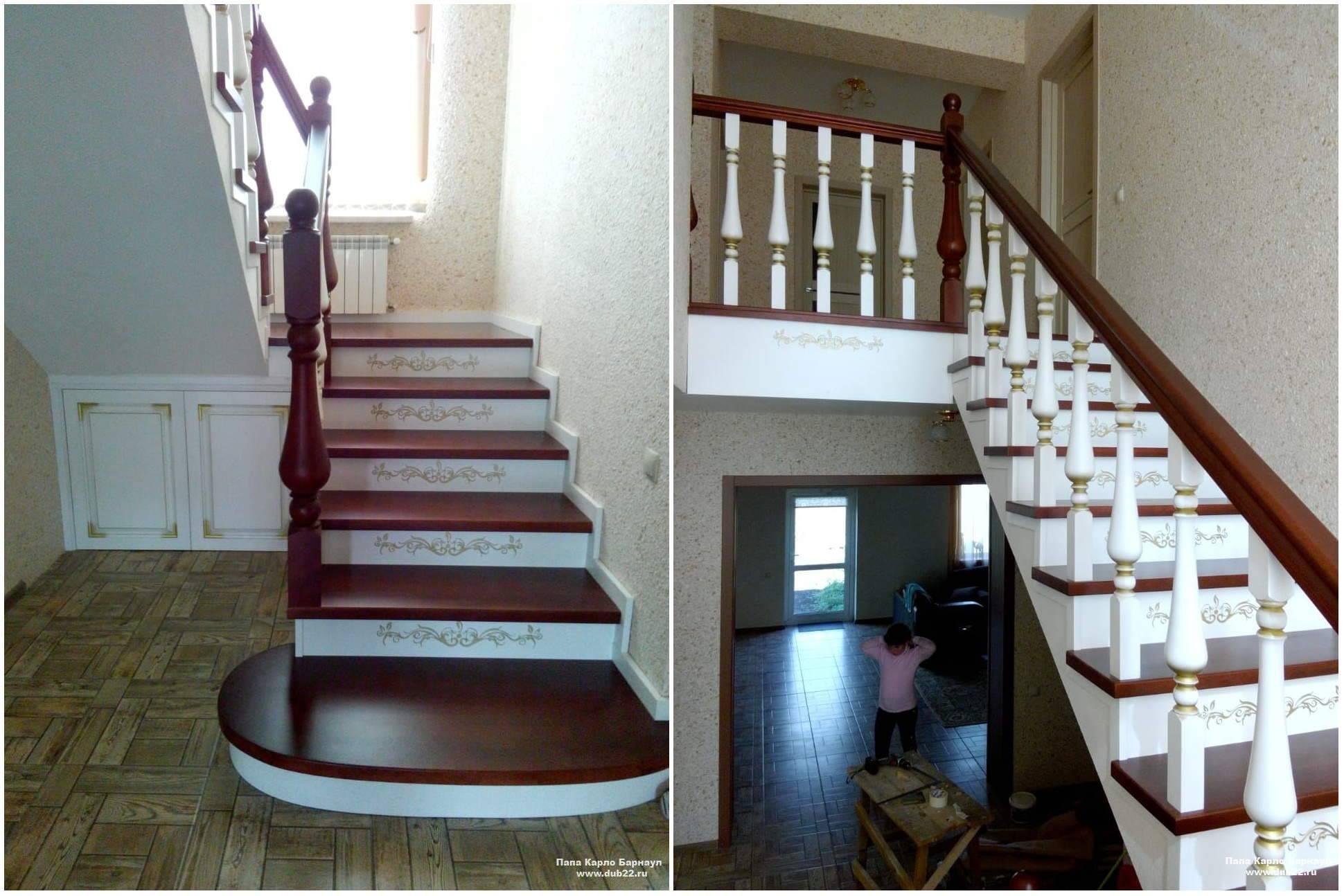 Как сделать лестницу на второй этаж на даче своими руками: 28 фото с примерами и этапами работ