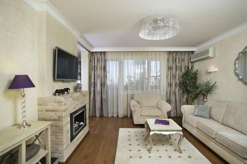Интерьер зала 17 кв. м в квартире: нюансы оформления и планировки