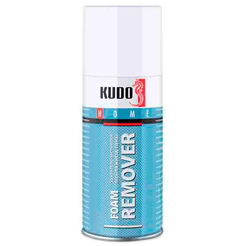 Профессиональная монтажная пена «kudo» — характеристики и особенности