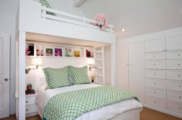 Двухъярусная детская кровать (93 фото): виды двухэтажных кроваток для детей, размеры двухуровневых металлических выкатных моделей