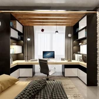 Дизайн комнаты для молодого человека. на что обратить внимание при оформлении интерьера?