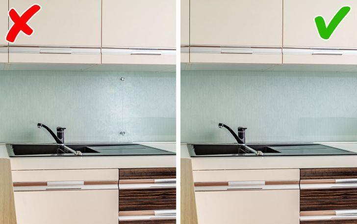 Досадные 7 ошибок планирования кухни, которые люди совершают из года в года