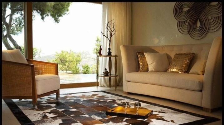 Ковер на пол в гостиную: материалы, классификация и фото ковров для гостиной на пол