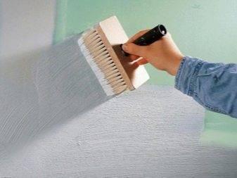 Сколько сохнет грунтовка? время высыхания на стенах перед шпаклевкой и поклейкой обоев, сколько должна сохнуть акриловая грунтовка