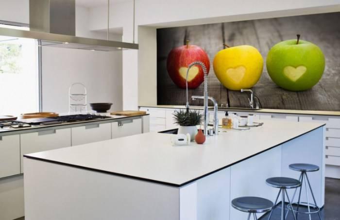Фотообои для кухни (26 фото)