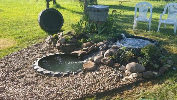 Как сделать пруд на даче своими руками пошагово: фото и особенности декорирования