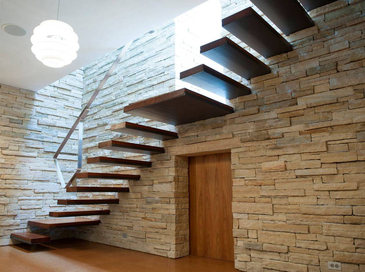 Консольная лестница своими руками: виды, принцип крепления и другое