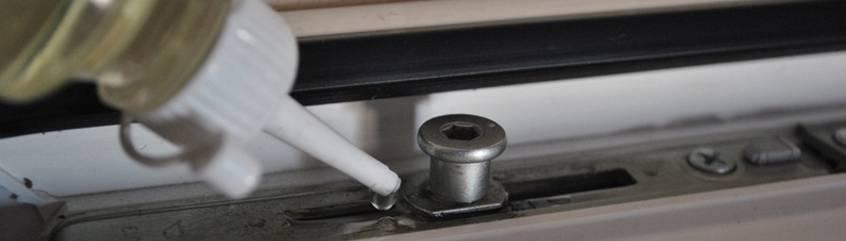 Ремонт пластиковых дверей балкона (инструкции + фото)