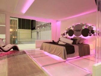Светящийся потолок: варианты изготовления | дом мечты