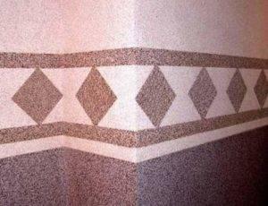 Декоративная штукатурка Байрамикс: Расход на м2 — Техника нанесения