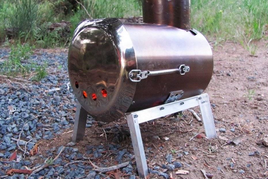 Печь длительного горения (в том числе на опилках и дровах) своими руками: схема, чертежи и прочее +видео