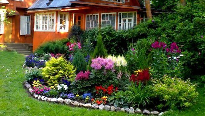 Палисадник перед домом – идеи дизайна и советы как разбить палисадник на участке правильно