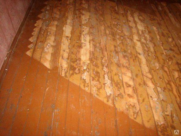Как снять старую краску с дерева в домашних условиях  | в мире краски