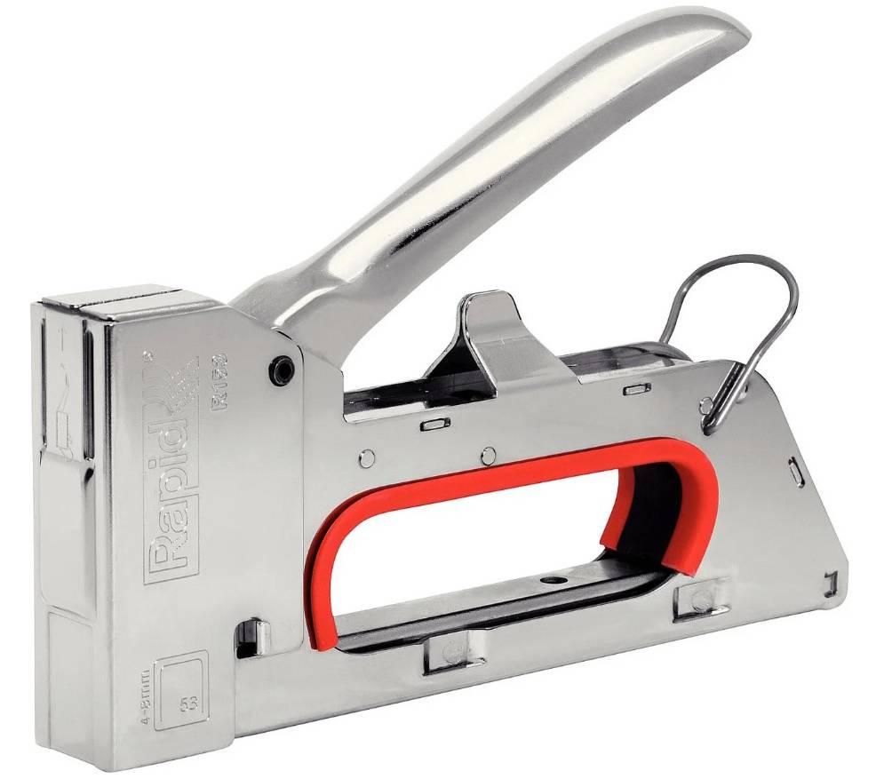 Какой выбрать мебельный степлер: ТОП-13 популярных моделей