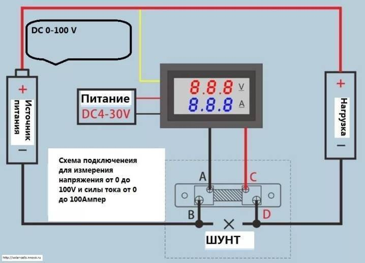 Как подключить амперметр
