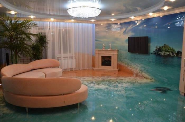 Отзывы владельцев заливных полов, плюсы и минусы | плиткапол
