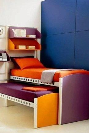 Шкаф-кровать трансформер – стильный формат экономии места. 110 фото лучших идей