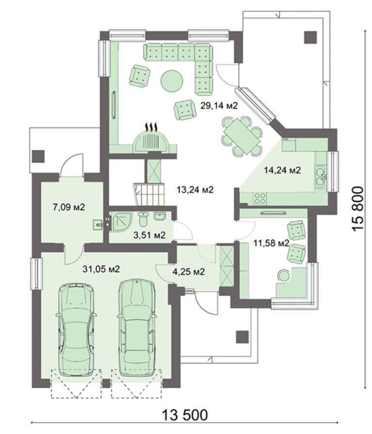 Как построить дом из пеноблоков правильно и недорого