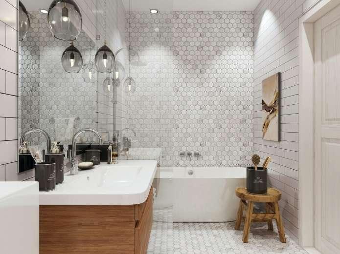 Какие выбрать материалы для отделки туалета?