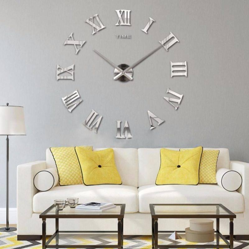 Часы в интерьере: 105 фото оригинальных тенденций в мире дизайна