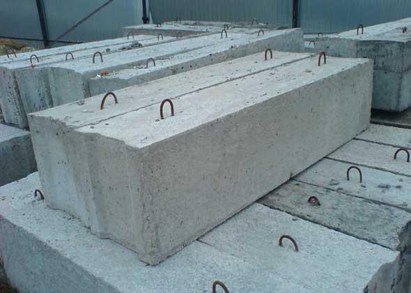 Какие размеры и вес имеют блоки фбс? - блог о строительстве