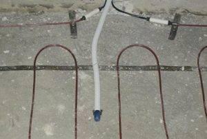 Ремонт электрического теплого пола: причины неисправности и особенности ремонта