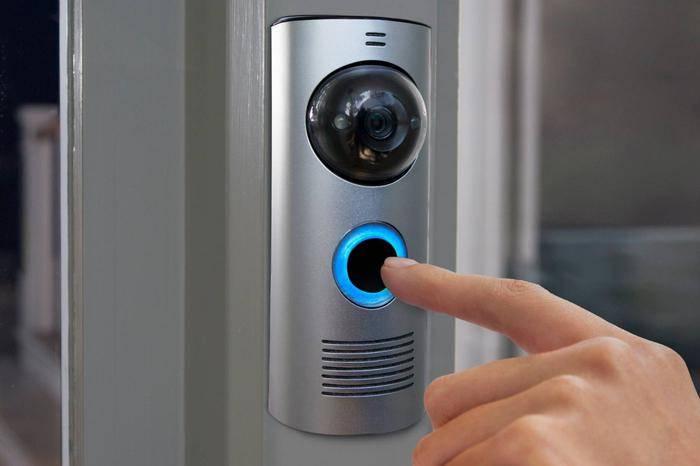 Дверной звонок с видеокамерой: преимущества, принцип работы, подбор оборудования, подбор угла обзора