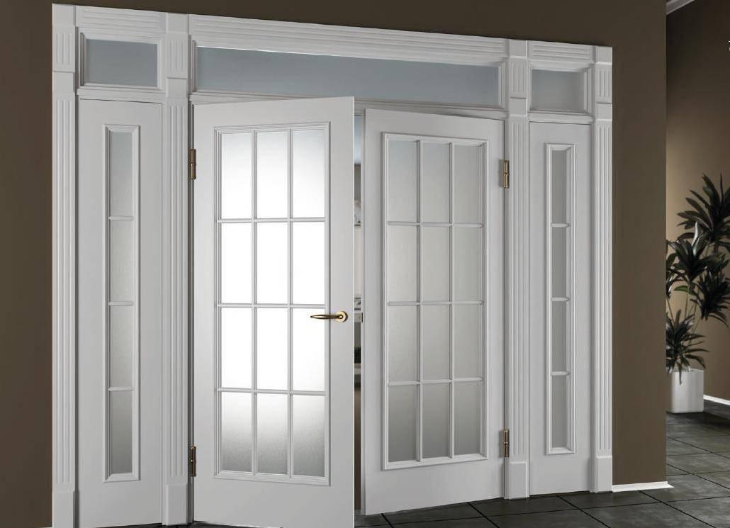 Широкая дизайнерская вариативность межкомнатных дверей пвх