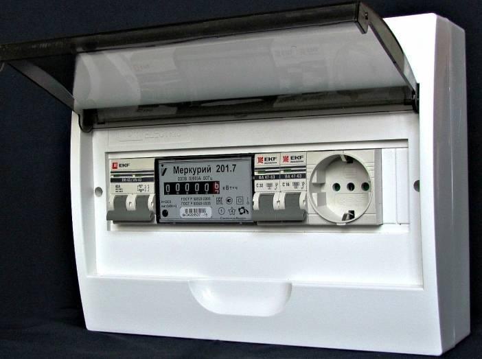 Счетчики электроэнергии — какие лучше для квартиры, цена