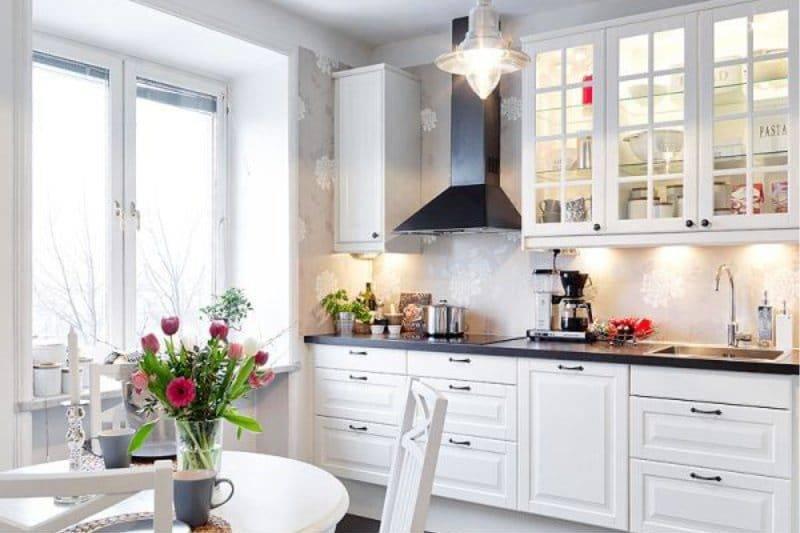 10 советов по обустройству кухни площадью 9 кв. метров