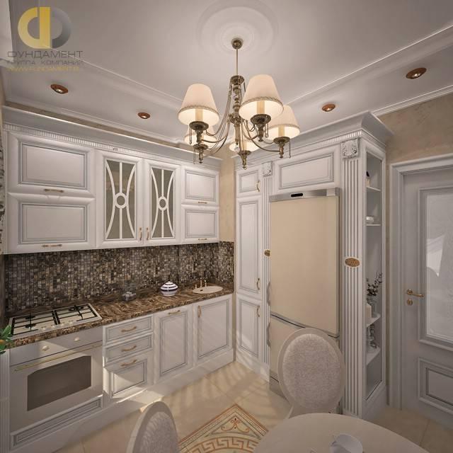 Квартира в классическом стиле - 145 фото современного интерьера