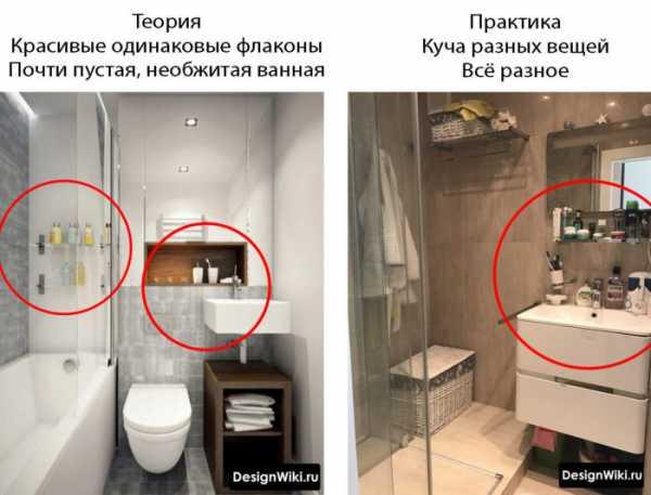 Лучшие аксессуары для ванной комнаты и туалета #1