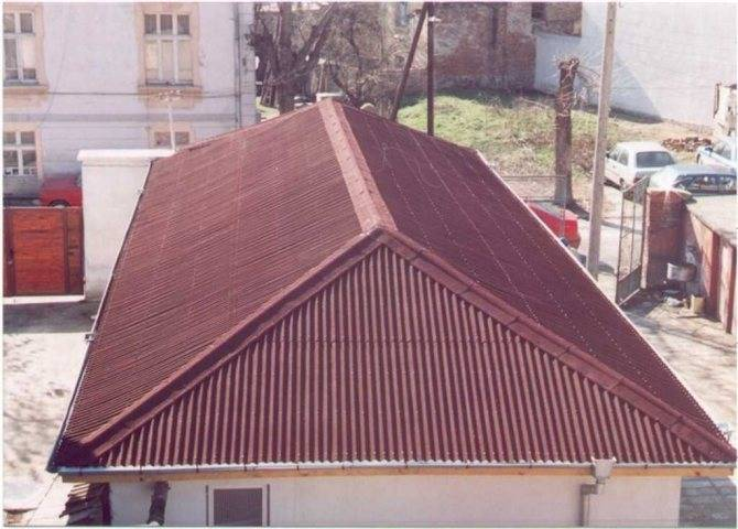 Крыша из черепицы ондулин: плюсы и минусы, фото и отзывы
