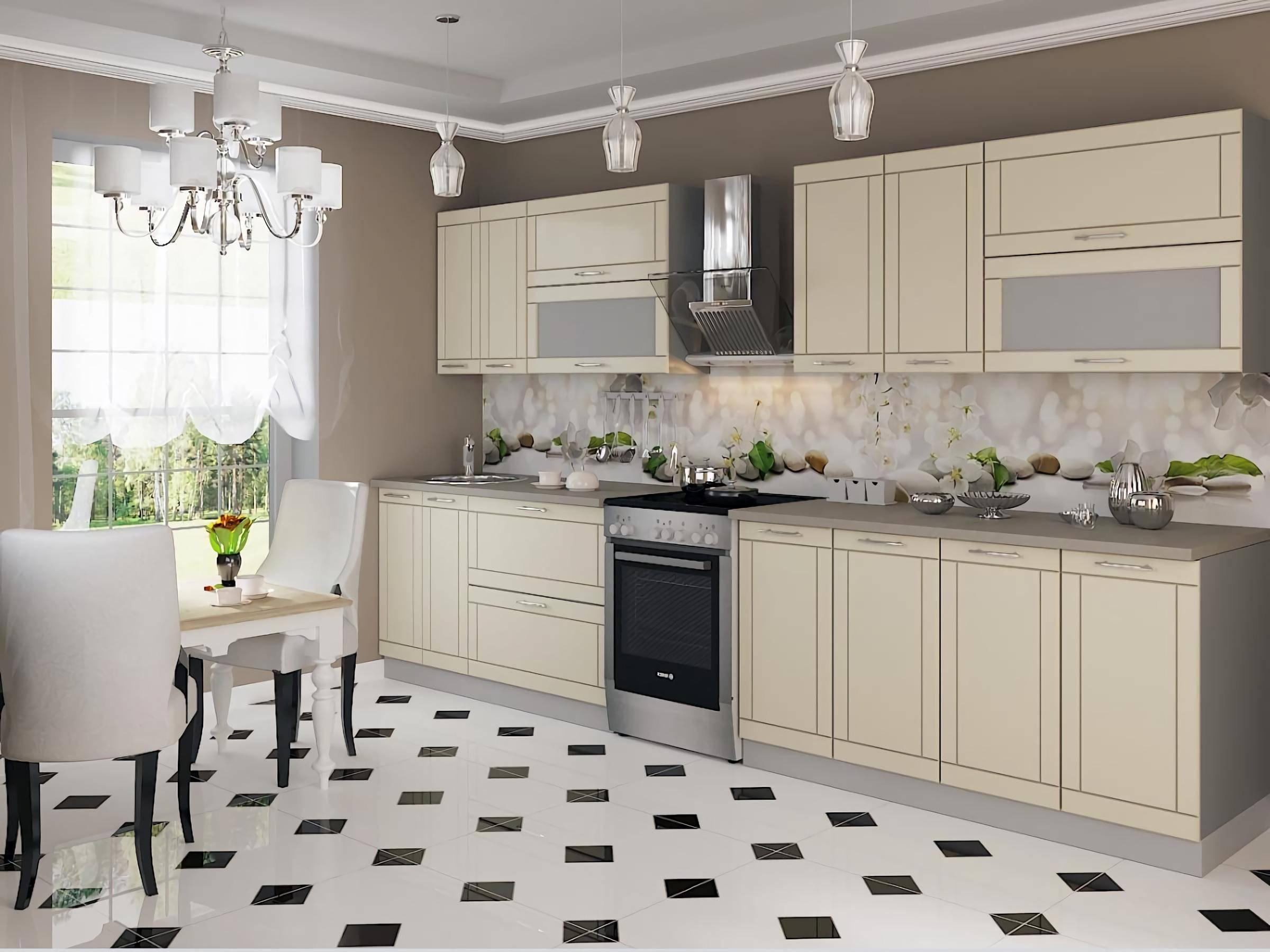 Отзывы о кухонных гарнитурах