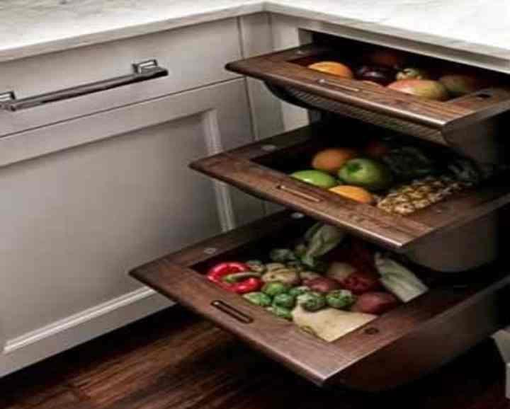 Пошаговая организация кухонного пространства своими руками + фото