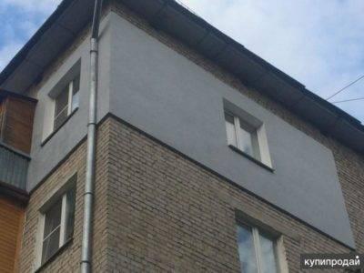 Как утеплить стену в панельном доме внутренняя и внешняя изоляция
