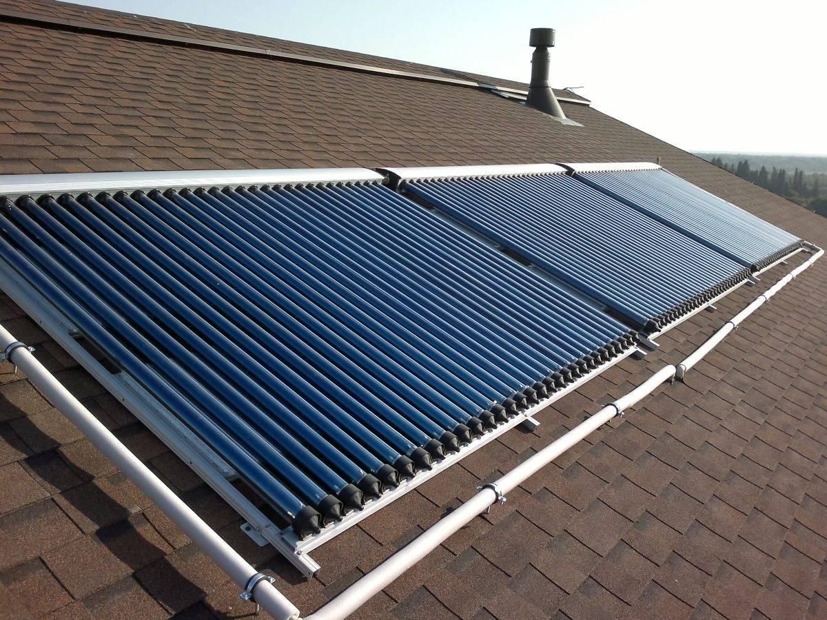 Воздушный солнечный коллектор своими руками: простая инструкция